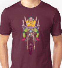 Krusty the Neo-Tokyo Biker Gang Clown Unisex T-Shirt