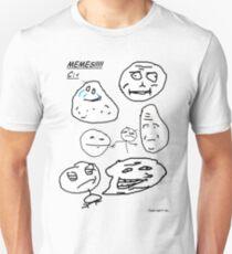 Rage Faces - Faan Awrt T-Shirt