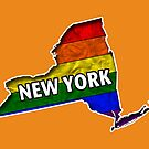 New York State PRIDE by technoqueer