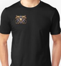 Freemason and skull  T-Shirt