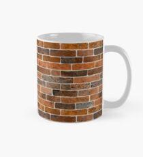 Ziegelwand Tasse (Standard)