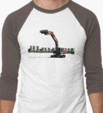 buldozer Men's Baseball ¾ T-Shirt