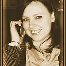 ~ On the Phone ~ by Donna Keevers Driver