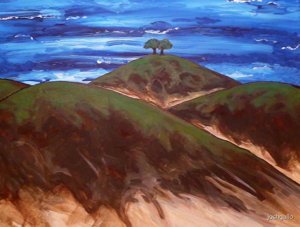 Two Trees by joshgallo