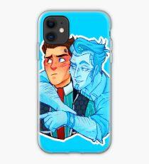 Borderlands Rhys x Handsome Jack Rhack Design iPhone Case