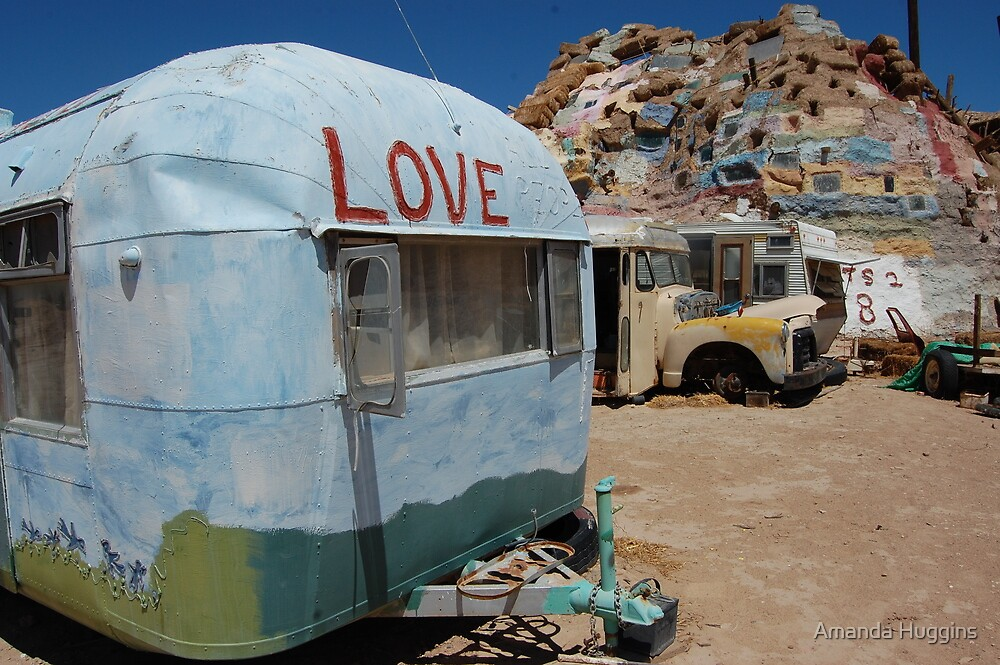 spread love...   by Amanda Huggins