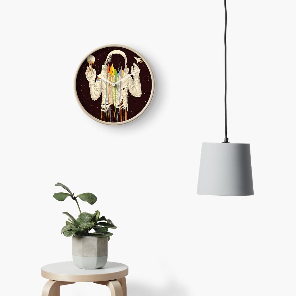 A Dreamful Existence Clock
