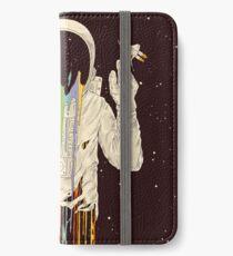 Eine traumhafte Existenz iPhone Flip-Case/Hülle/Klebefolie