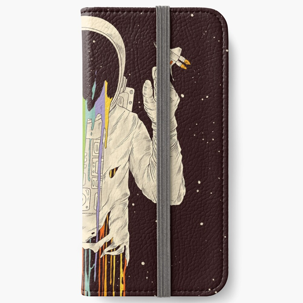 A Dreamful Existence iPhone Wallet