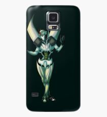 Sashaying Vaguely Downwards - Sticker Case/Skin for Samsung Galaxy