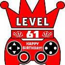 Level 61 Complete by wordpower900