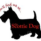 Scottie Dog pub logo by JEHenderson