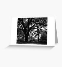 Capital Ghosts 2 Greeting Card