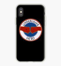 Hero - superhero iPhone Case