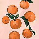 Orange work by KaylaPhan