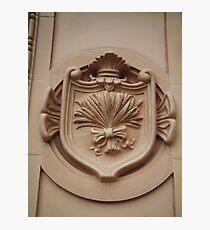 Terracotta Detail Photographic Print