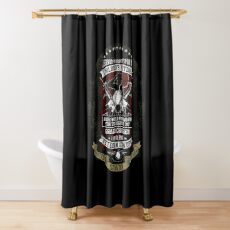 US Veteran I Served MY Country for My Kids  Shower Curtain