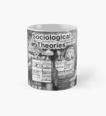 SOZIOLOGISCHE THEORIEN Tasse (Standard)