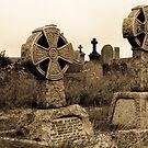 Celtic Cross by Michael Hadfield