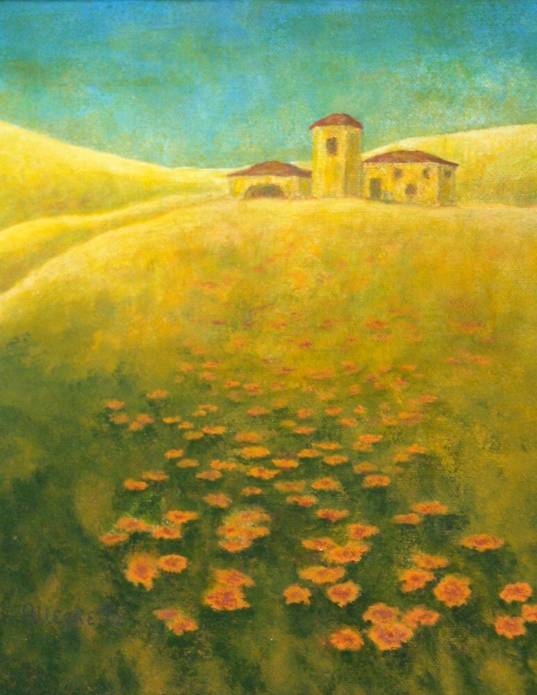 Tuscan Gold 02 by Allegretto
