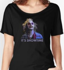 beetle juice showtime Women's Relaxed Fit T-Shirt