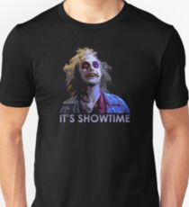 beetle juice showtime Unisex T-Shirt