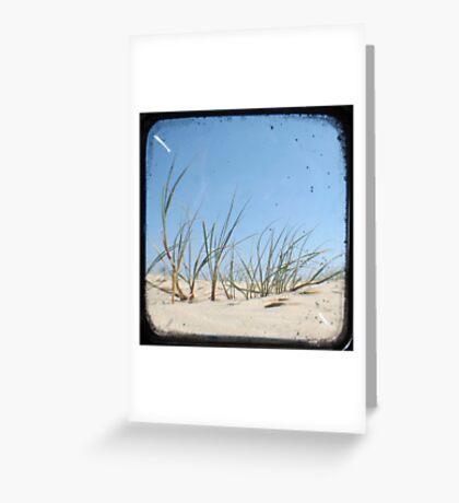 Grassy Dunes - TTV #1 Greeting Card