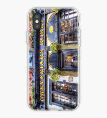 Greyfriars Bobby Pub Edinburgh iPhone-Hülle & Cover