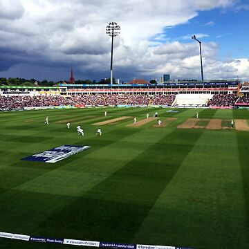 Edgbaston Ashes Test - Day One by JohnDalkin