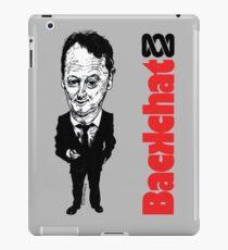 Backchat iPad Case/Skin