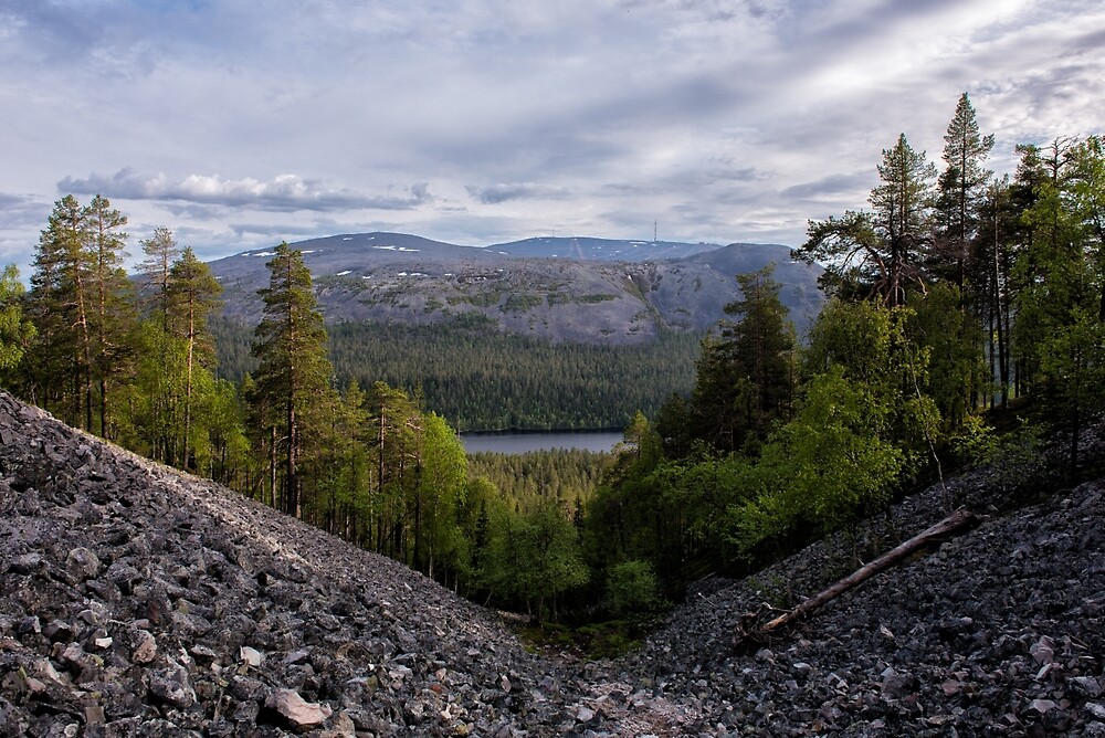 The Heart of Ylläs by Kristin Repsher