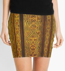 Looking up in the Alhambra Mini Skirt
