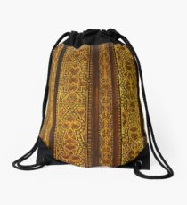 Looking up in the Alhambra Drawstring Bag