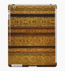 Looking up in the Alhambra iPad Case/Skin