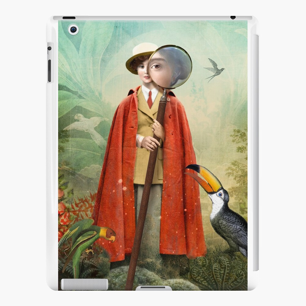 Page of Wands iPad Cases & Skins