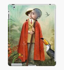 Page of Wands iPad Case/Skin