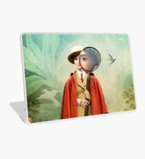 Page of Wands Laptop Skin
