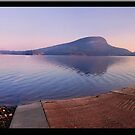 Early Morning at the Boatramp by Kym Howard