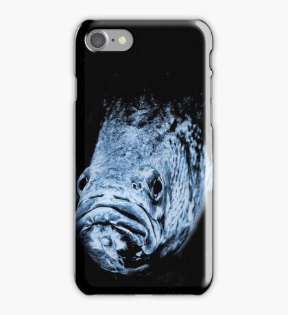 NOT happy! iPhone Case/Skin