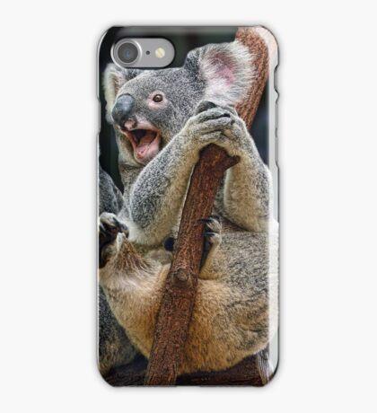 Yahooooo! iPhone Case/Skin