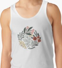 Night Garden Tank Top