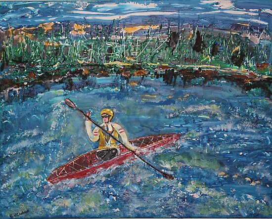 River Kayaking the Mattagami by eoconnor