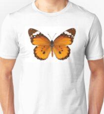 "Butterfly species danaus chrysippus ""plain tiger"" Unisex T-Shirt"