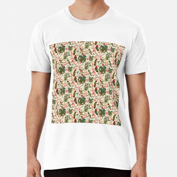 Hummingbirds Premium T-Shirt