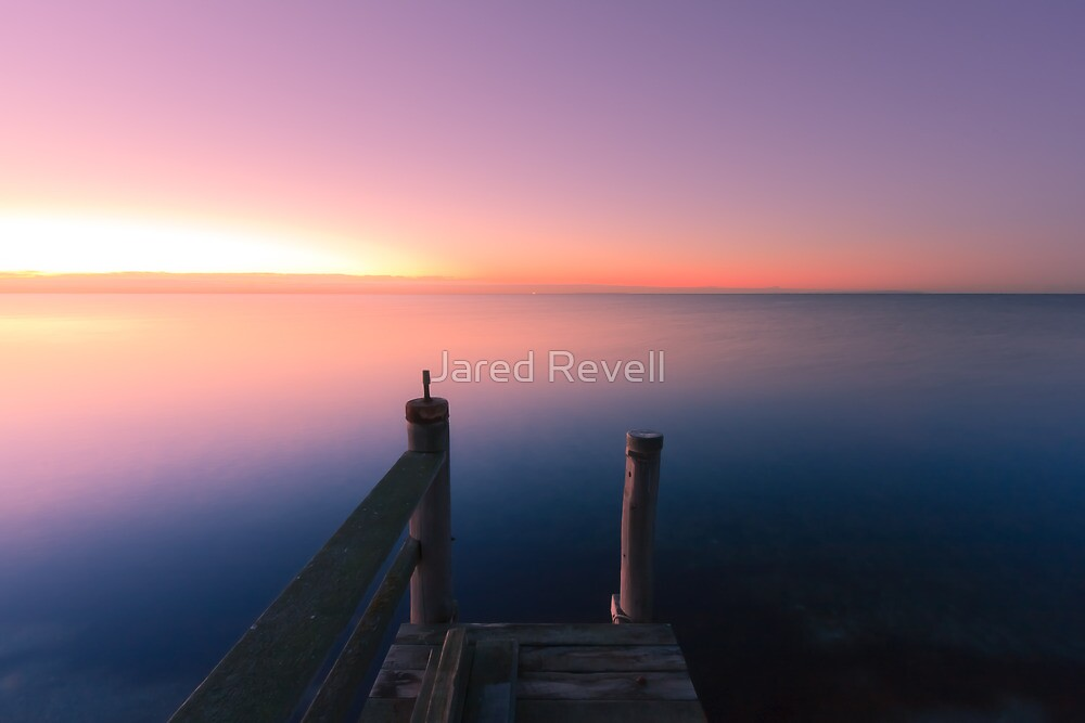 Edge of Nowhere by Jared Revell