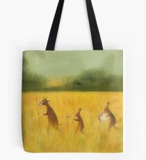 The Strolling Players Tote Bag
