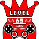 Level 65 Complete by wordpower900
