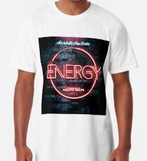 Alex Wealth x Fame Deniro - Energy Long T-Shirt