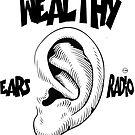 Wealthy Ears Radio T-Shirt by iamtruwealth