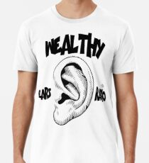 Wealthy Ears Radio T-Shirt Premium T-Shirt